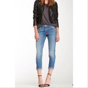 Mother Denim. Skinny not Skinny Jeans. Size 28